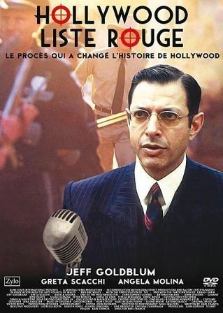 Hollywood Liste Rouge affiche