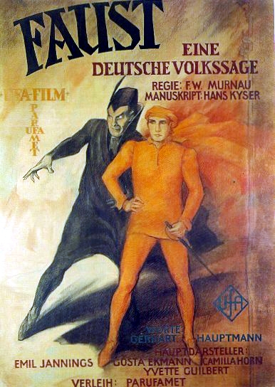 Faust-1926-affiche