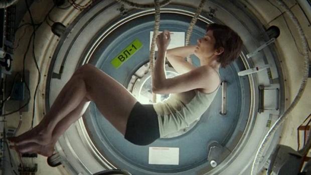 gravity 2001 foetal