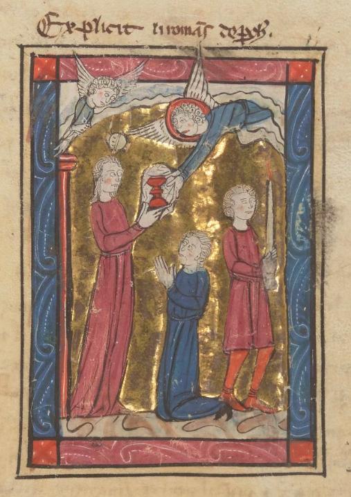 Perceval ou le Conte du Graal — Wikipédia