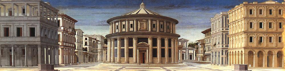 Cite Idéale-Galleria Nazionale at Urbino-XVe